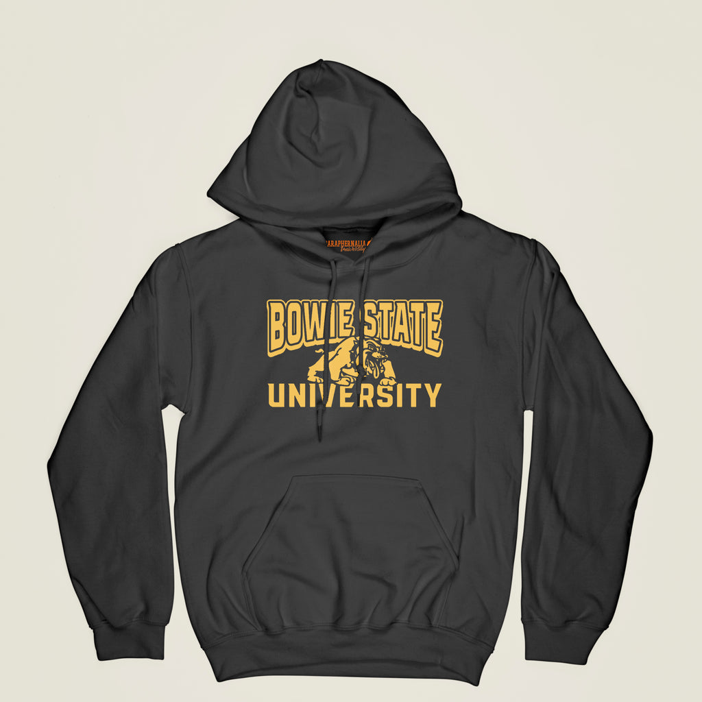 Rep Your HBCU Mascot Chest Hoodie