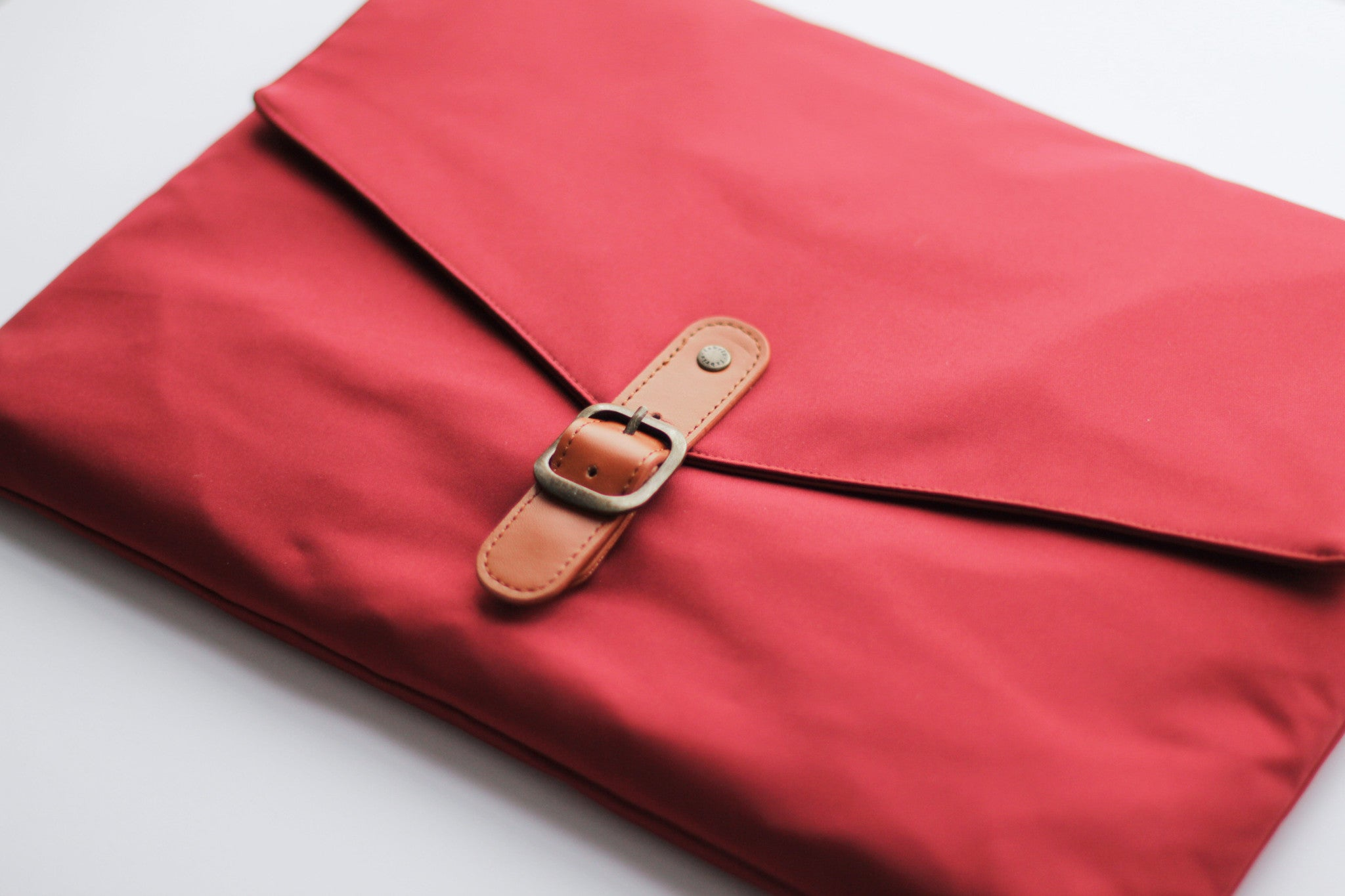 Folder Case - Maroon