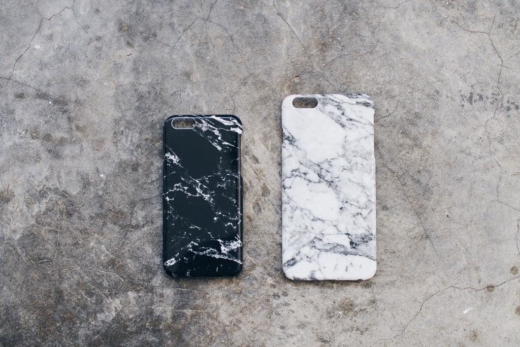 Marble Snap Case for iPhone 6s / 6s+ / SE & S5