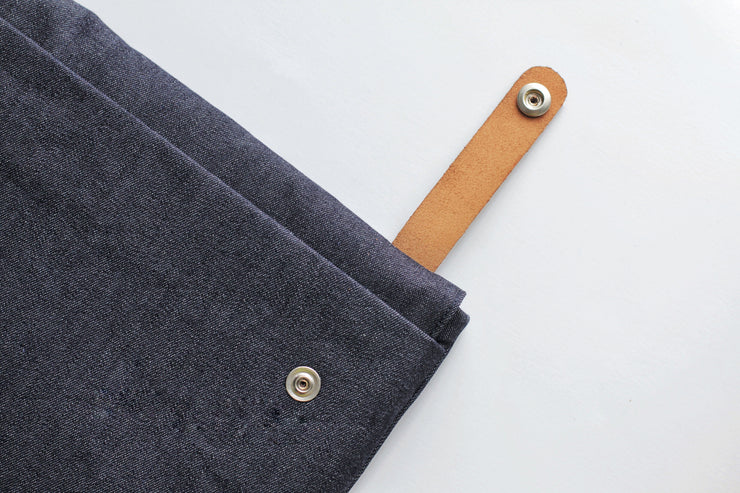 Commute Case - Blue Linen