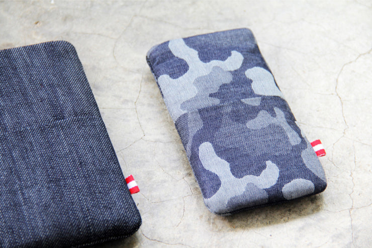 Pocket Sleeve - Camo Couture