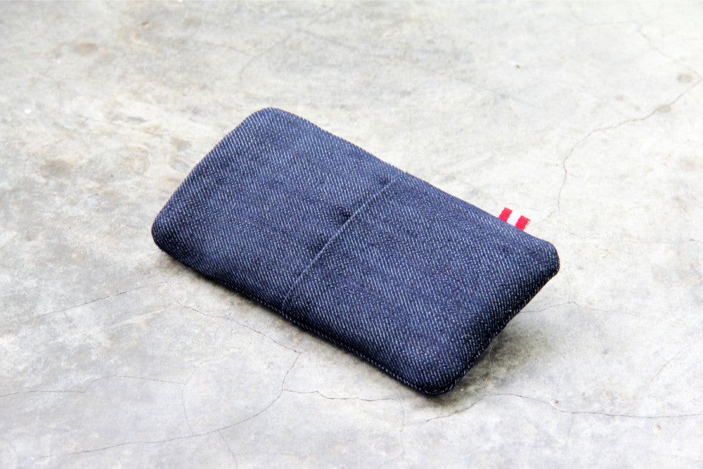 Pocket Sleeve - Dark Indigo