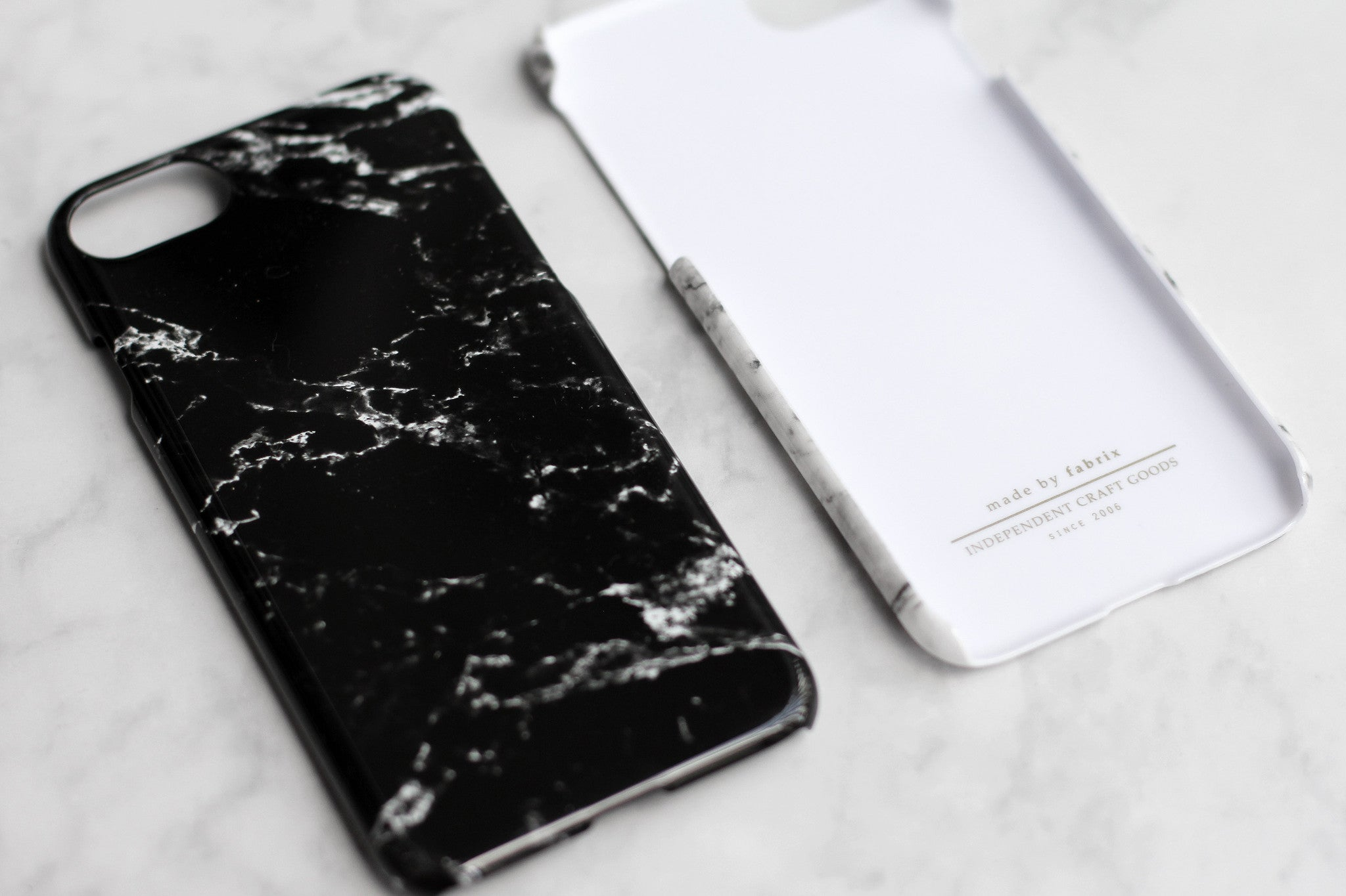 Marble Snap Case For Iphone 7 Amp 7 Plus Fabrix