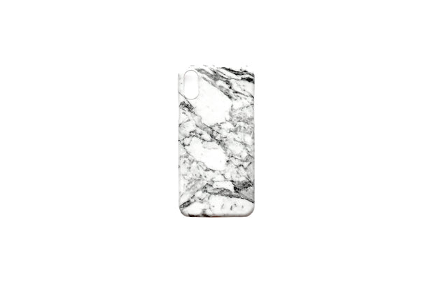 Marble Snap Case for iPhone Xs and X