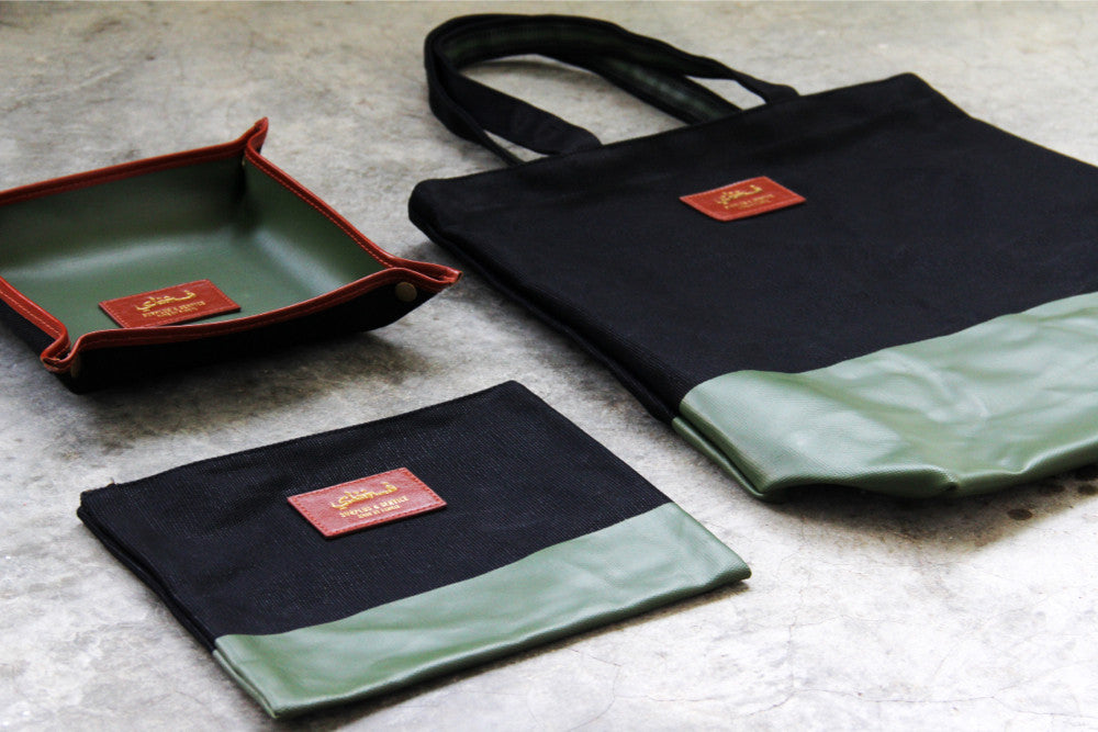 Valet Tray - Surplus & Service Collection by SBTG x Fabrix
