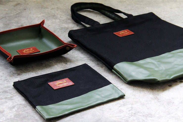 Field Tote - Surplus & Service Collection by SBTG x Fabrix