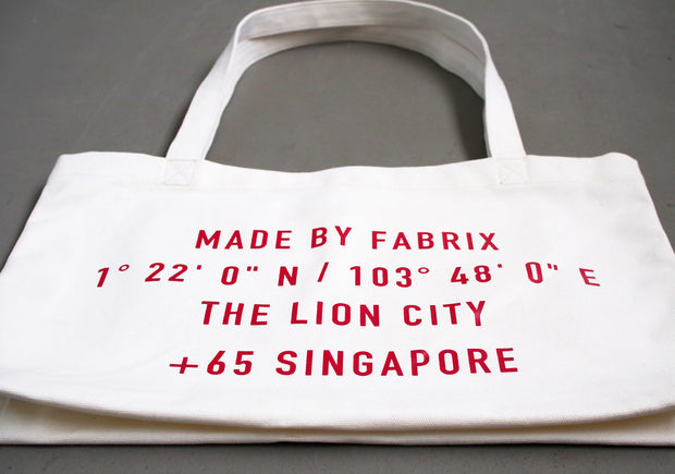 Standard Tote - Singapore Edition