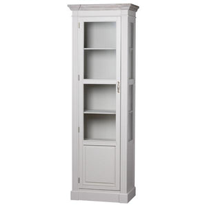 The Liberty Collection Display Cupboard With Storage