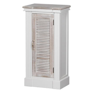 The Liberty Collection Storage Cabinet  With Louvred Doors