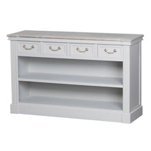 Load image into Gallery viewer, The Liberty Collection Four Drawer Low Bookcase