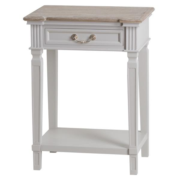The Liberty Collection One Drawer Hall table With Shelf