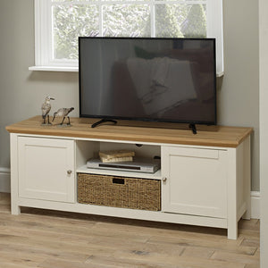 Cotsowold TV Unit Cream