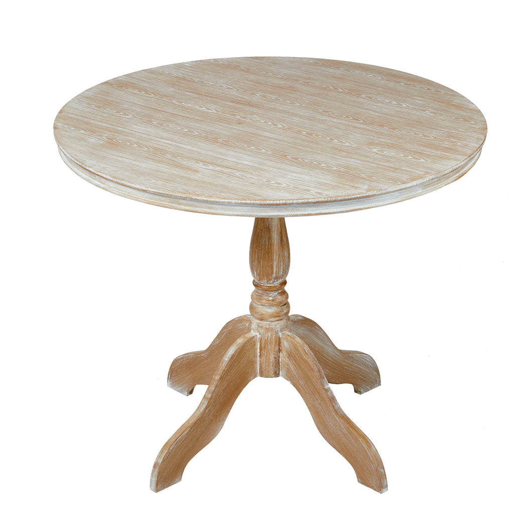 Provence Dining Table Weathered Oak