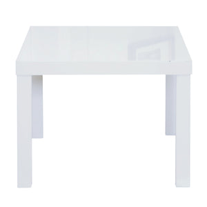 Puro End Table White
