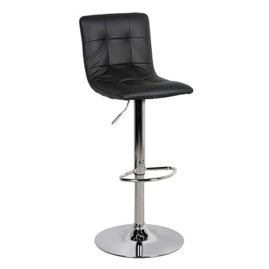 Vigo Bar Stool Black