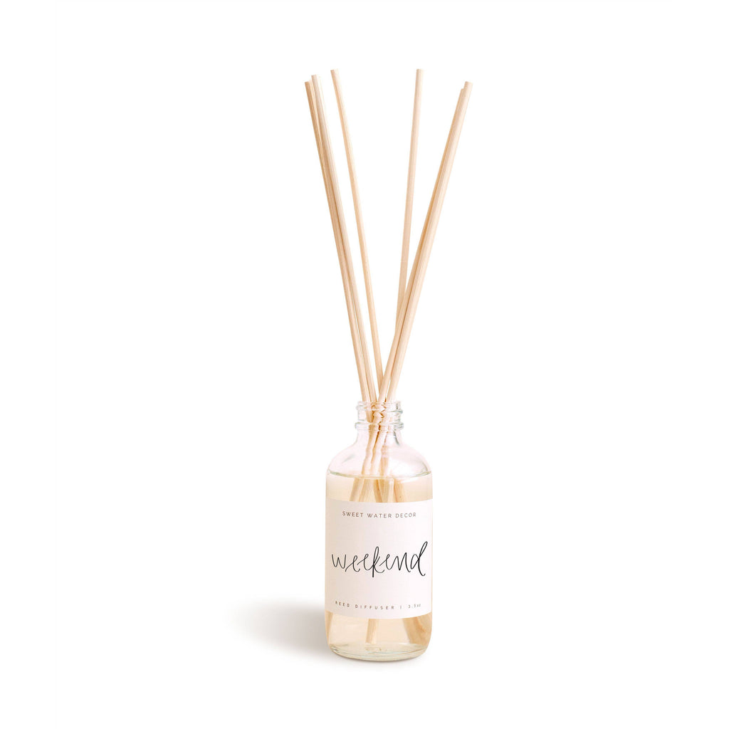 Weekend Reed Diffuser