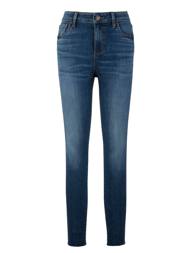 Connie High Rise Skinny Ankle Jeans