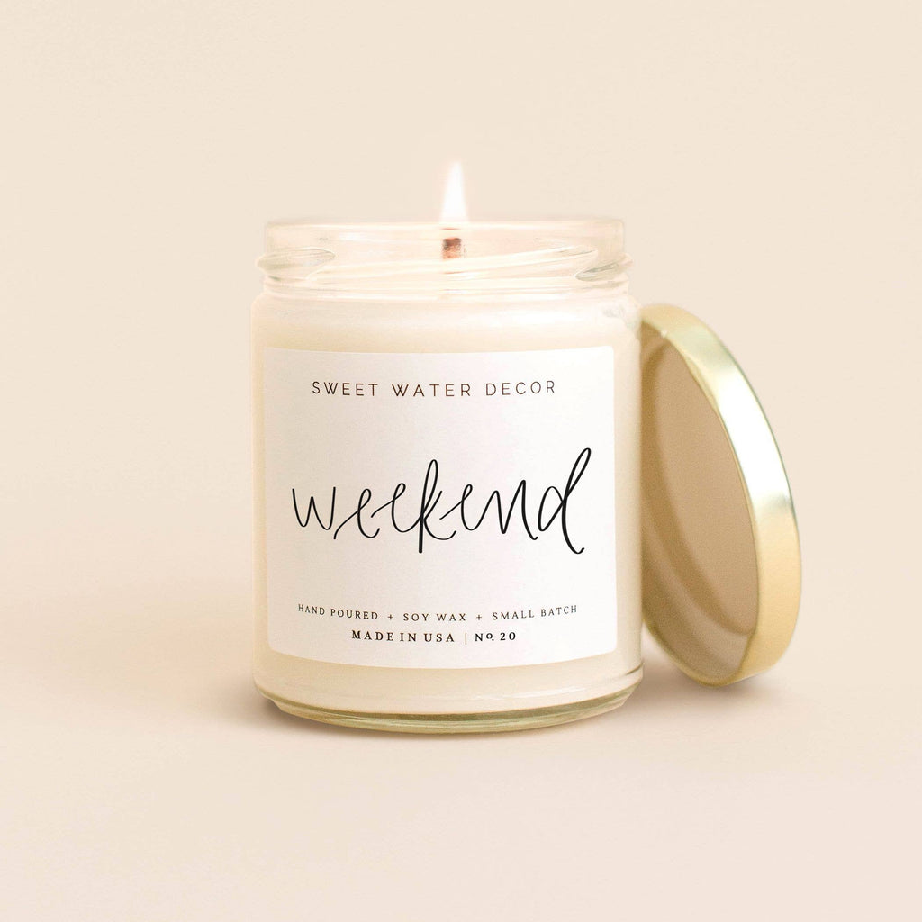 Weekend Soy Candle