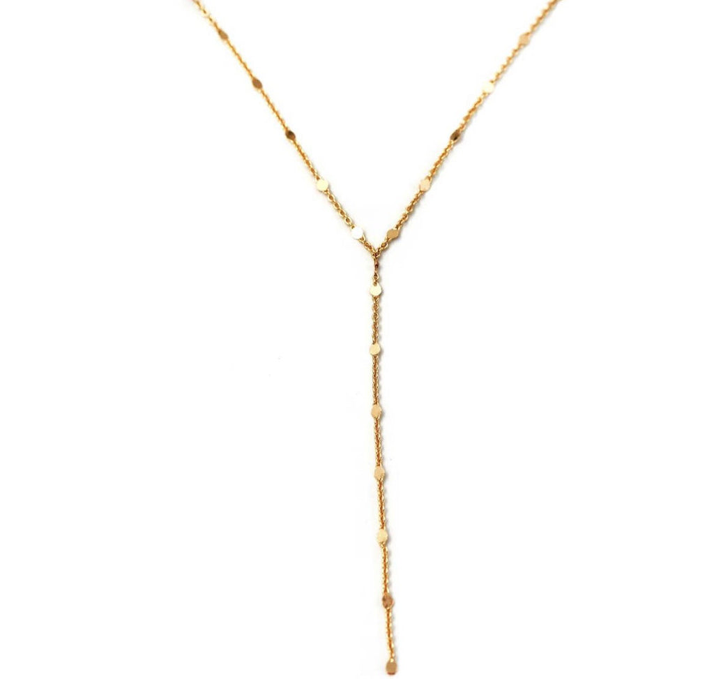 Samantha Lariat Necklace