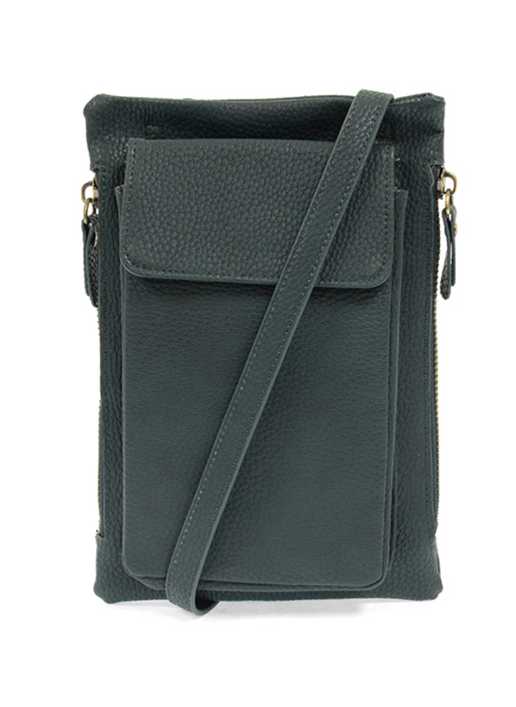 Mary Multi Pocket Crossbody