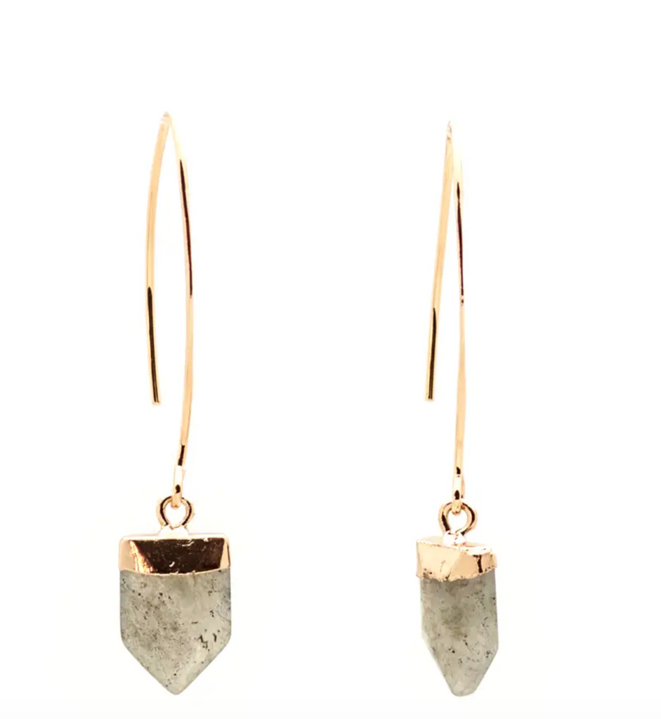 Swami Drop Earrings
