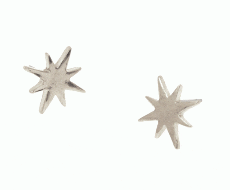 Starburst Post Earrings
