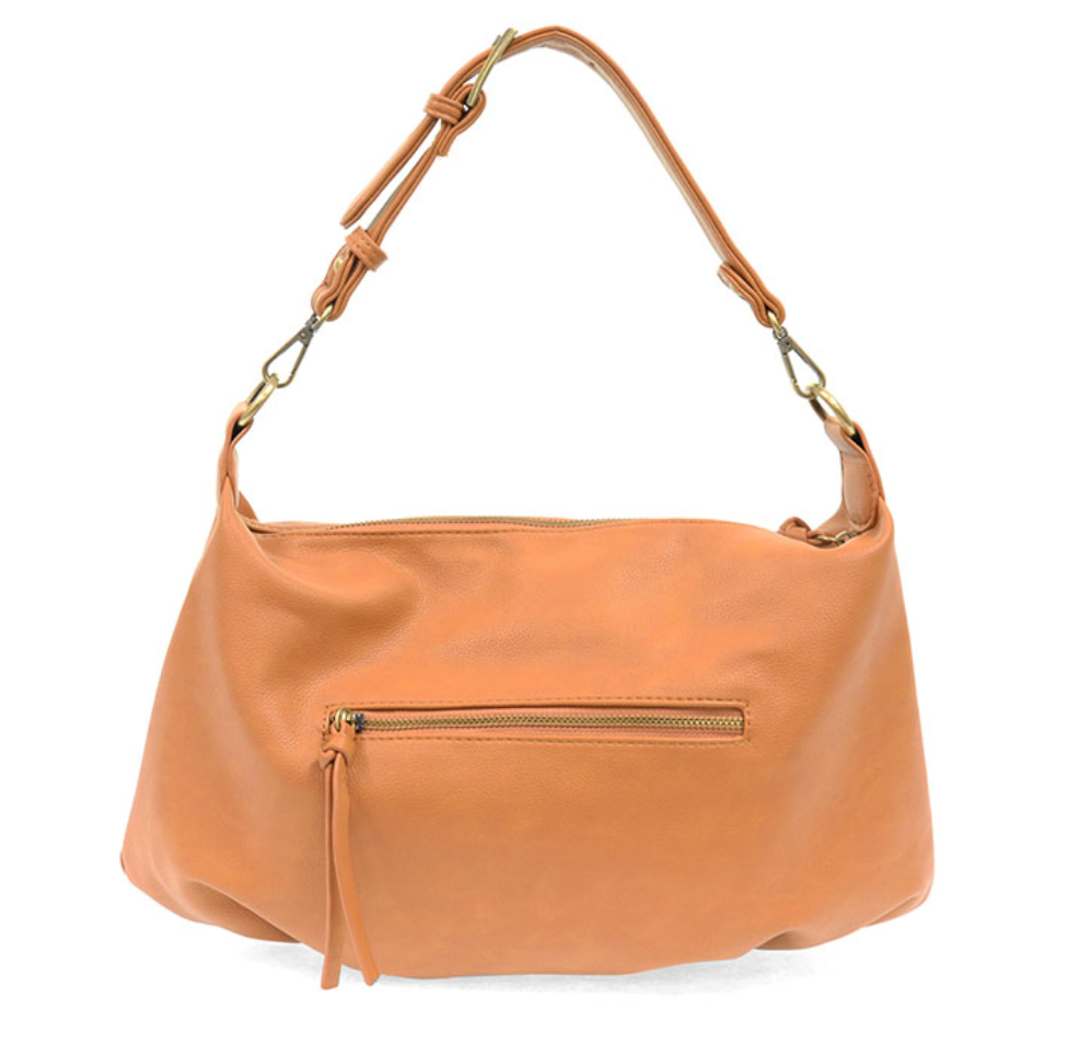 Suzy Convertible Hobo Handbag