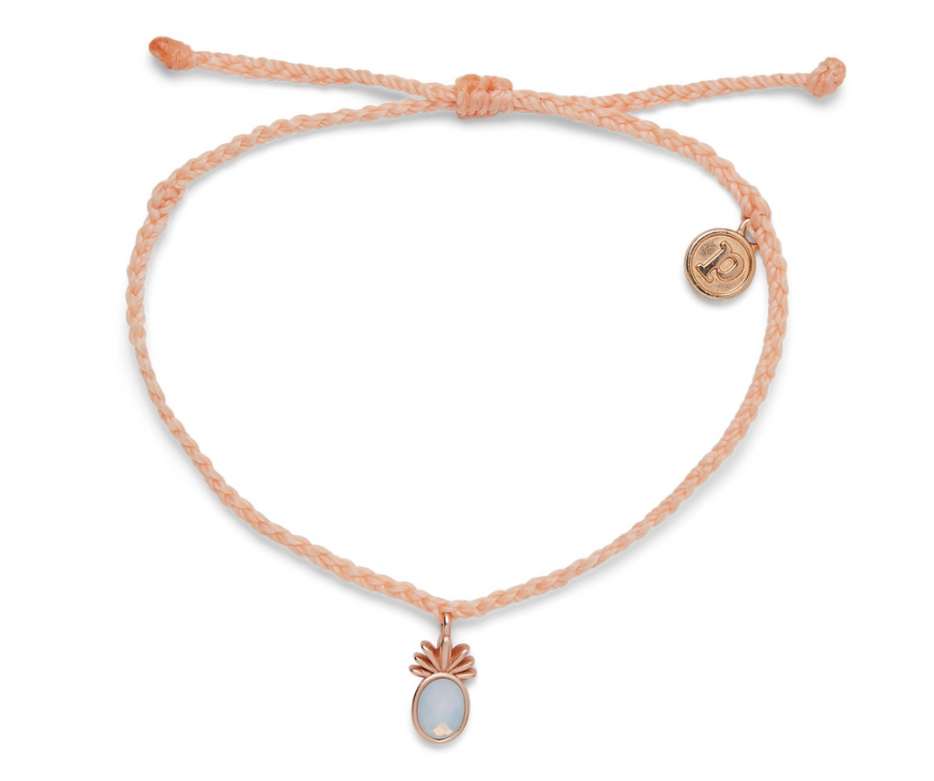 Tropical Breeze Rose Gold Bracelet