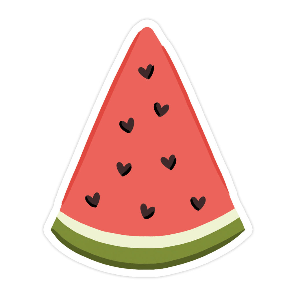 Bloomwolf Studio - Watermelon Sticker