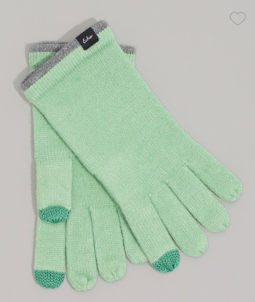 Touch Glove With Tipped Edge Gloves