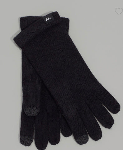 Echo Touch Glove With Trim Color