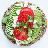 Low Carb® Knäckebrot - Sonnenblume & Meersalz