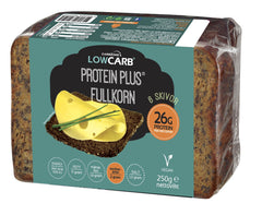 Protein Plus® Fullkorn 250g | Protein Plus® Bread 250g - CarbZone - 1