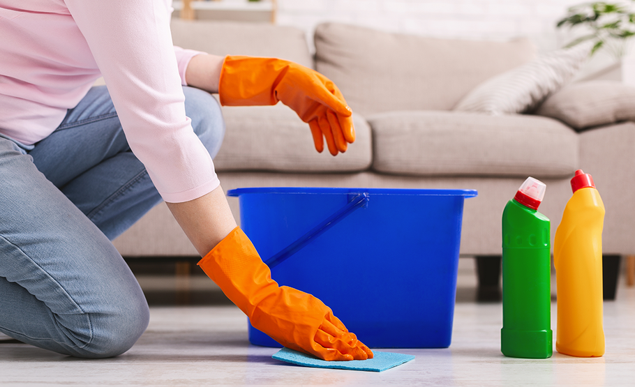 How to Properly Clean and Sterilize Your Home in 7 Easy Steps