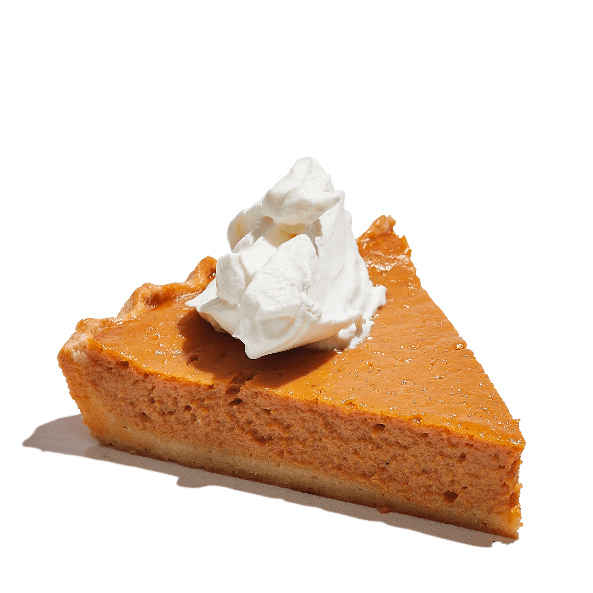 Pumpkin Pie with Sweet Butter Crust
