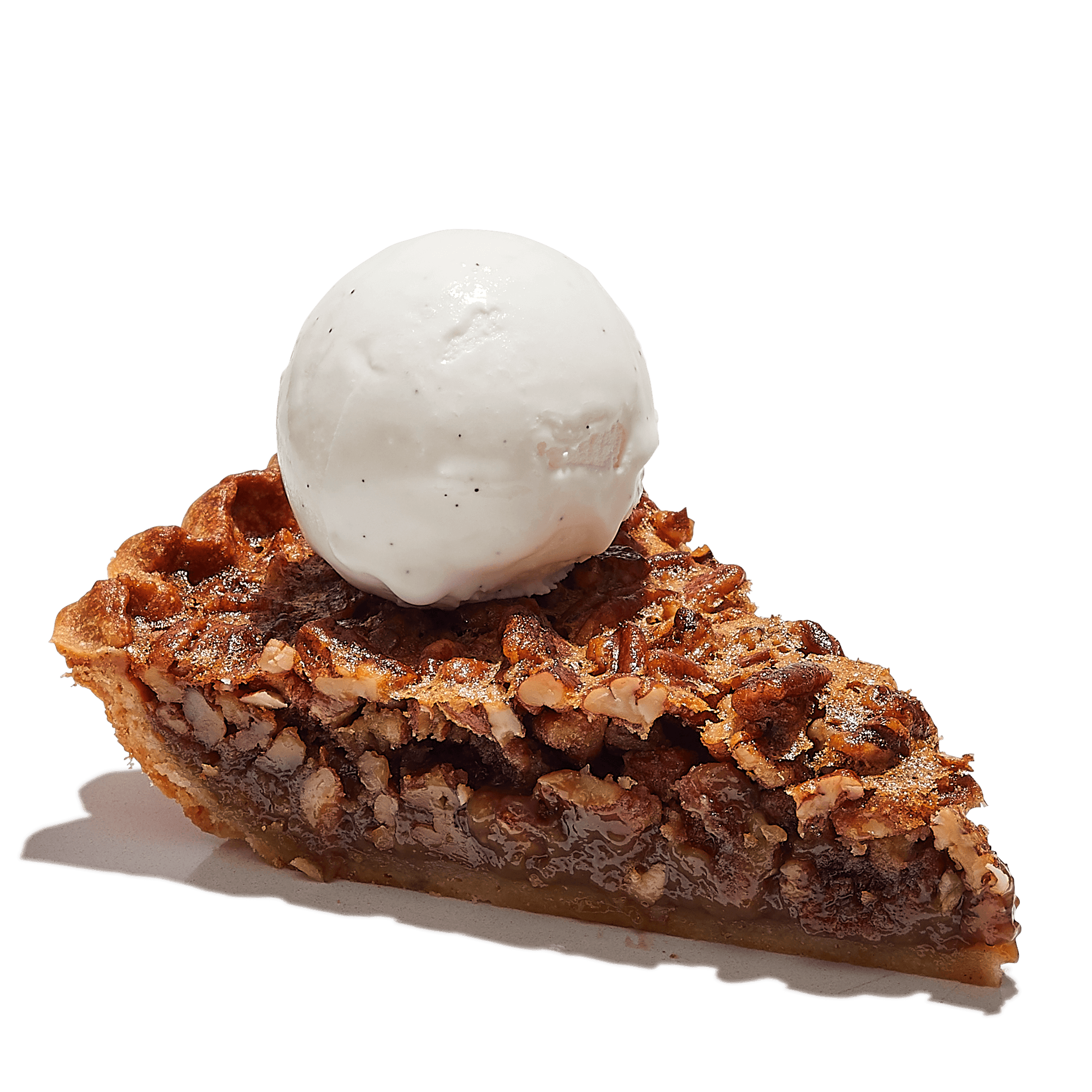 Pecan Pie with Sweet Butter Crust