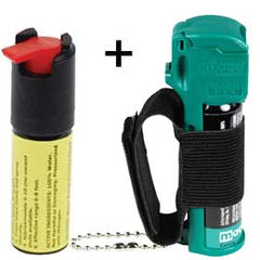Muzzle Dog Pepper Spray
