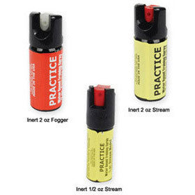Inert Training Pepper Spray