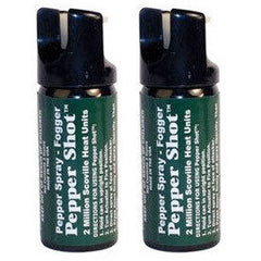 2oz. Pepper Spray Fogger (1.2% MC)