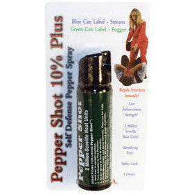4 oz Pepper Spray Fogger