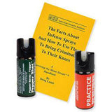 2 oz Police Pepper Spray Training Kit