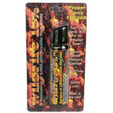 4 oz Wildfire 18% Flip Top Pepper Spray