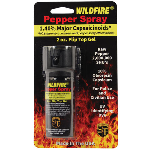 Wildfire Pepper Spray Gel (1.4% MC)