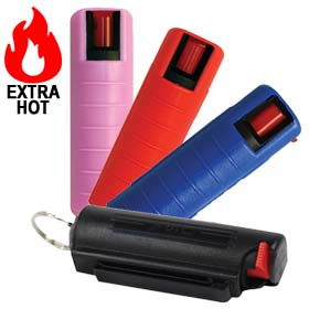 1.4% MC Wildfire Pepper Spray Keychain
