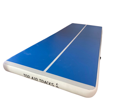 Air Track 6m x 2m × 20cm *Blue & White*