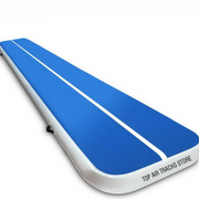 Air Track 5m x 1m x 20cm *Blue & Black*