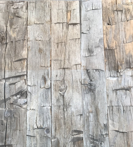 SD1020 Appalachian Mixed Wood Reclaimed Hand Hewn Beam Skin Wood Siding