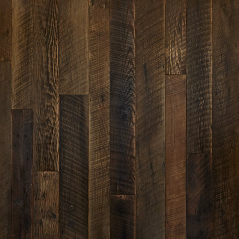 Le Mans Custom Reclaimed Wood Flooring