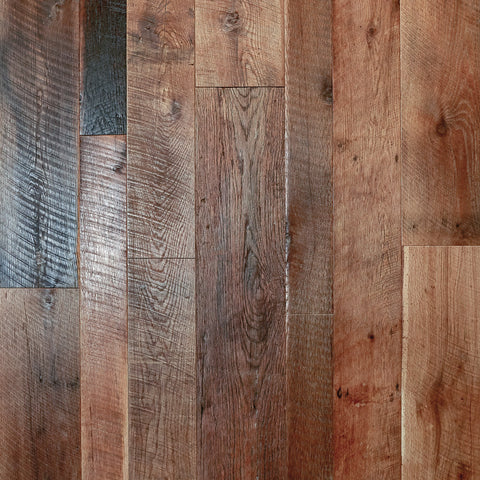 Tangiers Reclaimed Oak Flooring E&K VIntage Wood Inc.