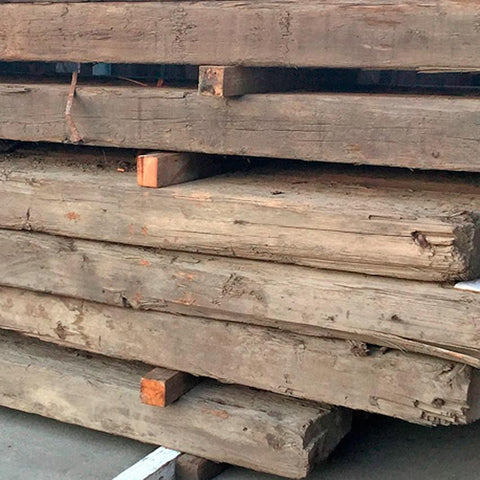 BM Douglas Fir Weathered 6x14 and 8x20 - E&K Vintage Wood  Inc.,